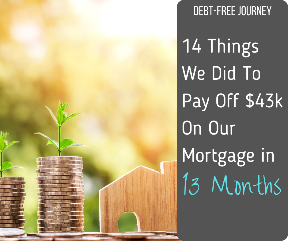 13 Month Mortgage Image
