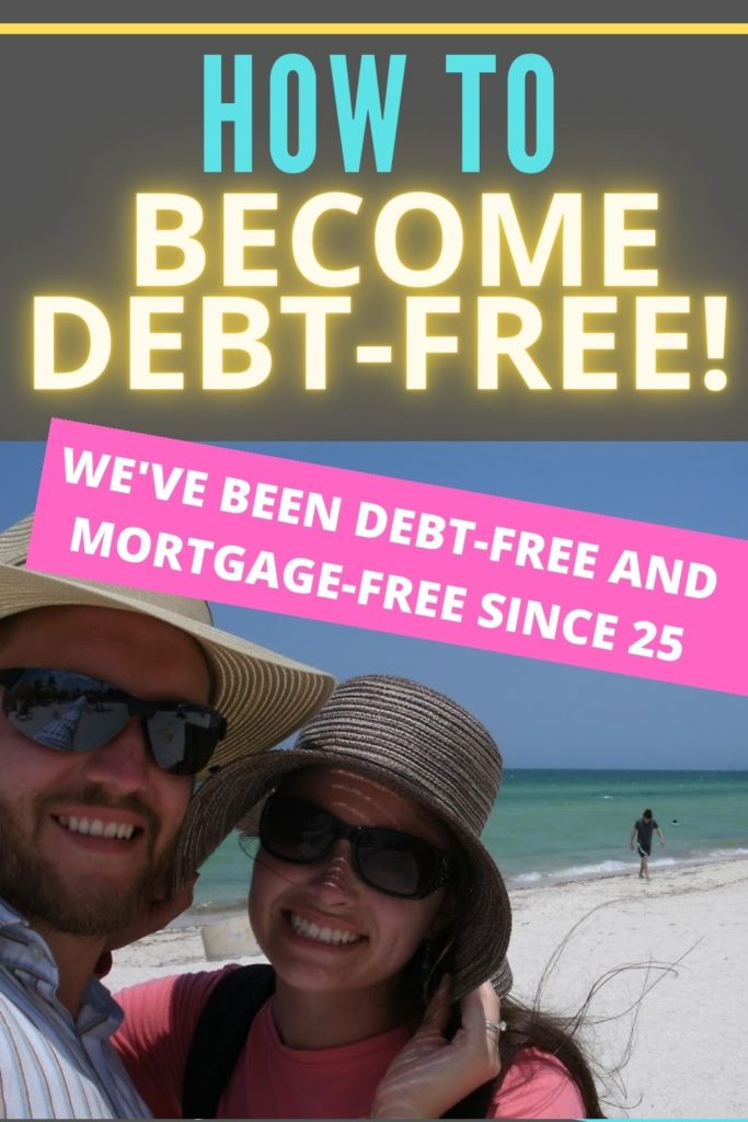 how to become debt-free