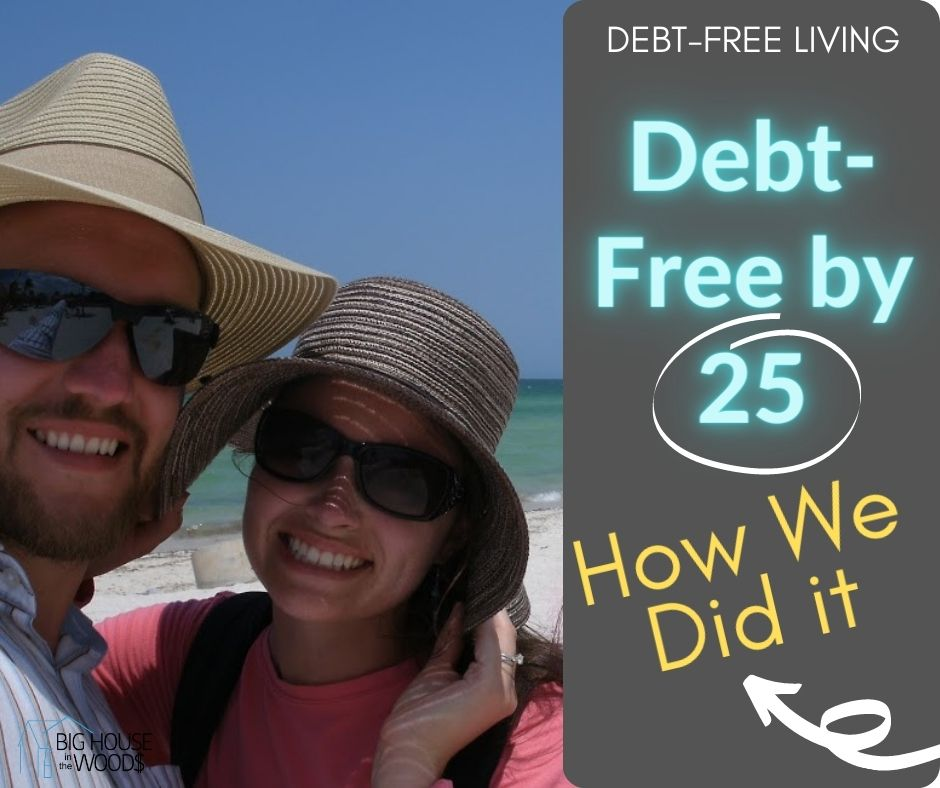 debt-free by 25